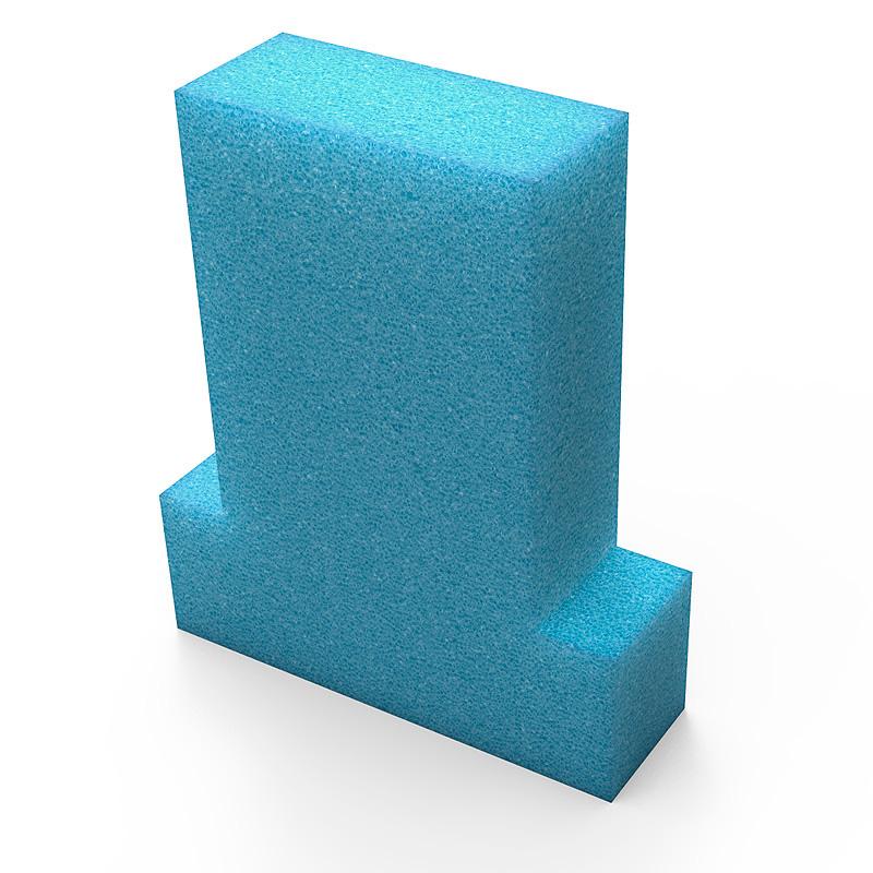 Espuma asiento sill n dos orejas for Sillon cama plegable goma espuma
