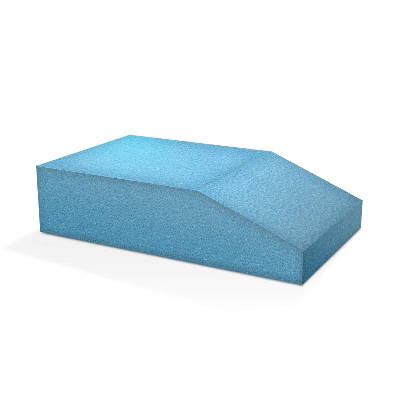 Asiento para sof extraible densidad 20 - Espuma a medida ...
